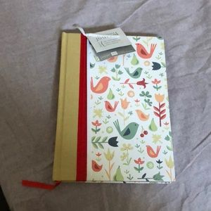 Pepper Pot Bound Journal
